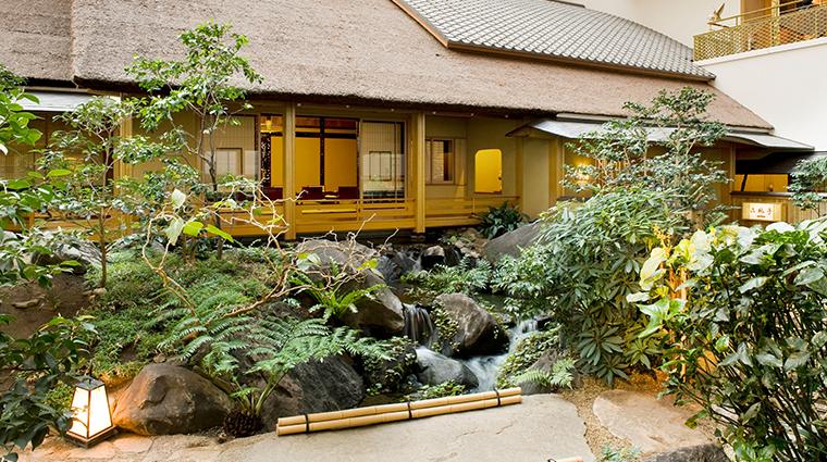 hotel gajoen tokyo TOFUTEI