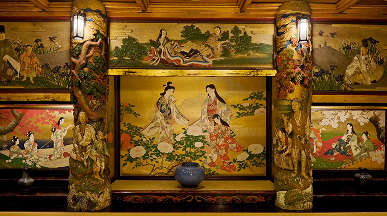 hotel gajoen tokyo cultural