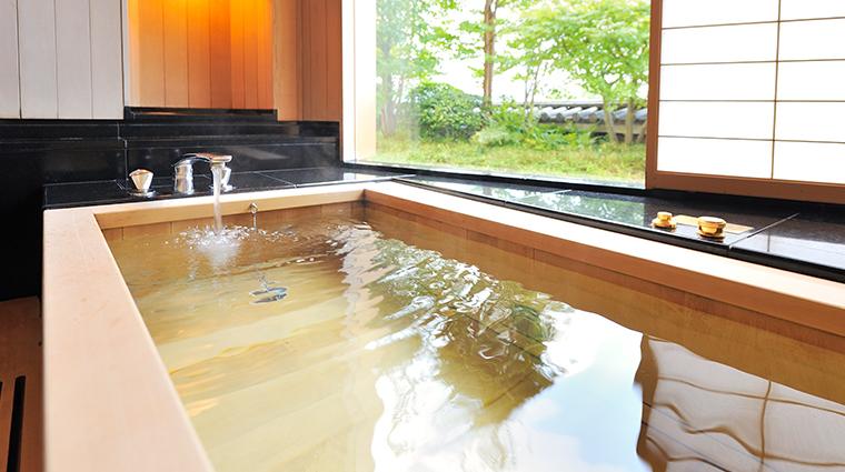 hotel gajoen tokyo cypress bath