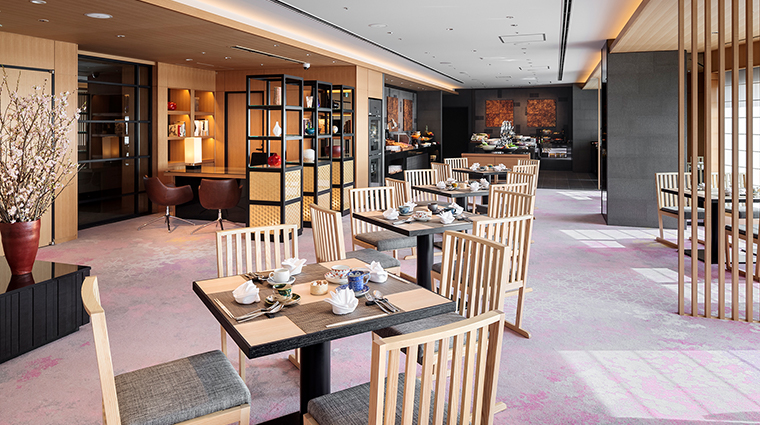 hotel gajoen tokyo executove lounge