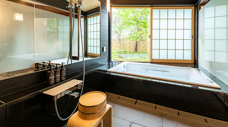 hotel gajoen tokyo japanese bathroom