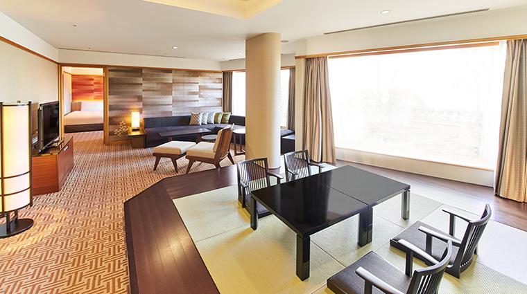 hotel gajoen tokyo japanese modern