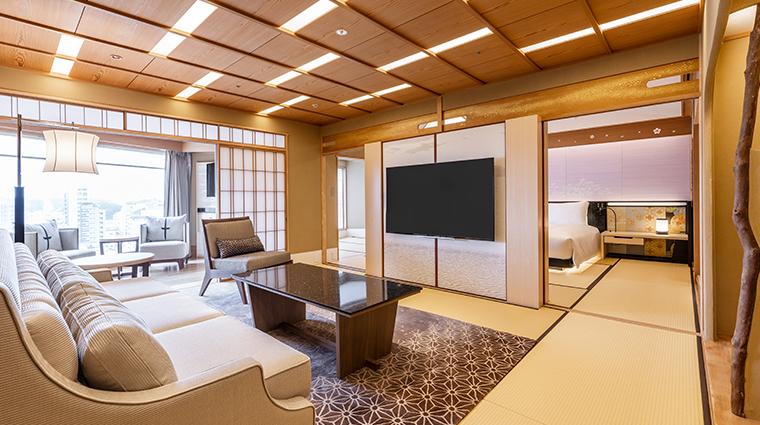 hotel gajoen tokyo japanese room sagami