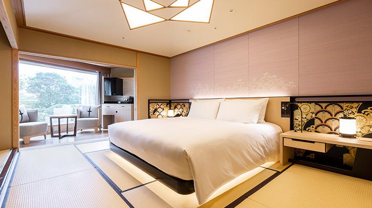 hotel gajoen tokyo japanese room wakasa
