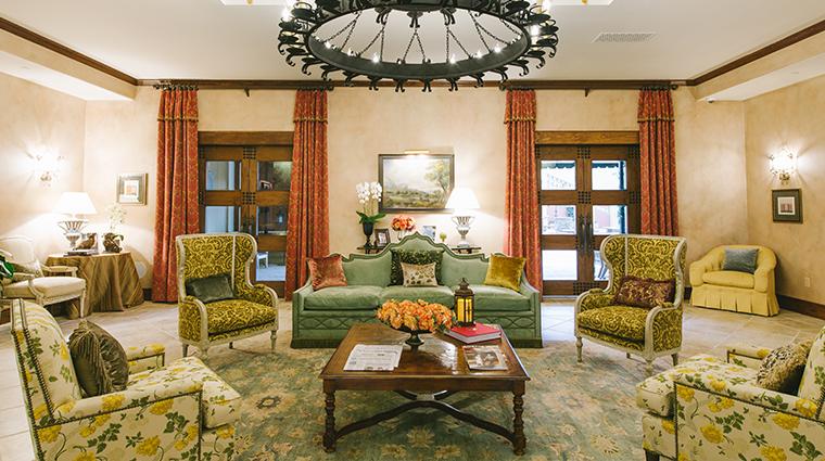 hotel granduca austin lobby