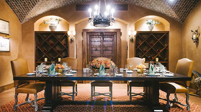 hotel granduca austin private dining