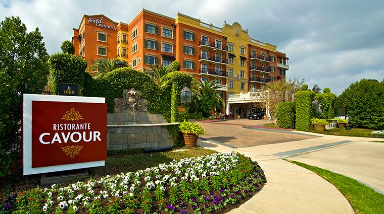 Hotel Granduca exterior