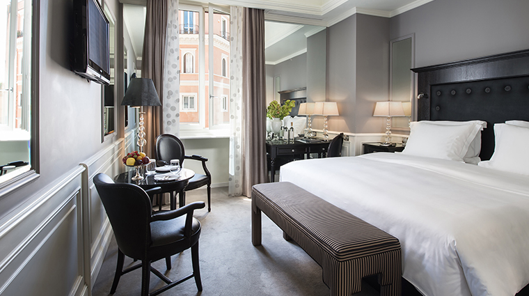 hotel hassler roma classic double room