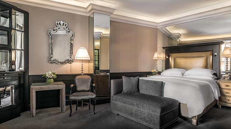 hotel hassler roma double deluxe room