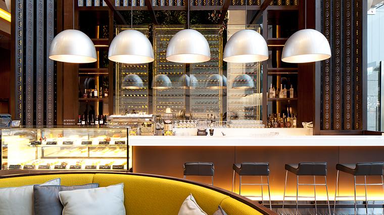 Hotel Icon bar