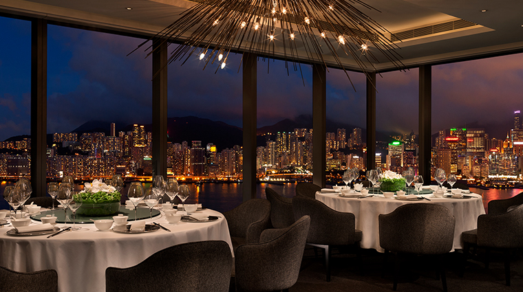 Hotel Icon private dining