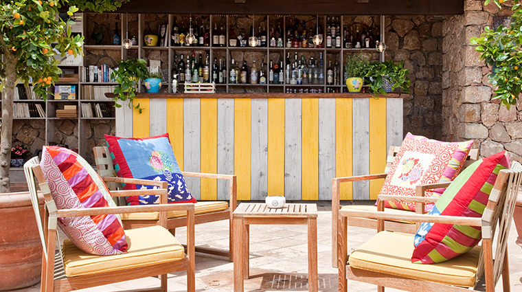 il pelicano bar all Aperto outdoor