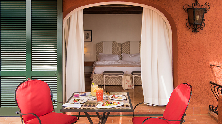 il pelicano junior suite sea view