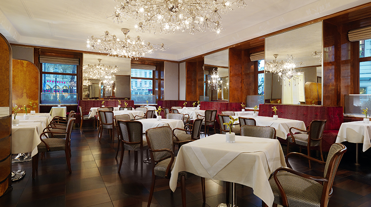 hotel imperial a luxury collection hotel Cafe Imperial Wien