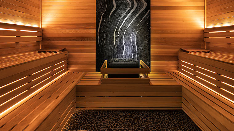 hotel ivy a luxury collection hotel sauna