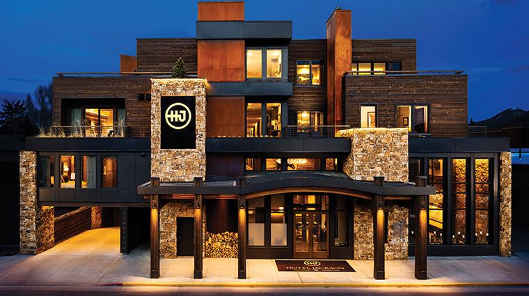 hotel jackson exterior