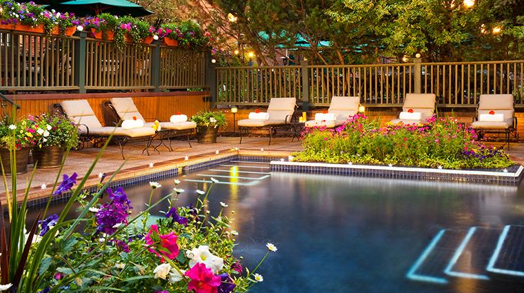 hotel jerome pool