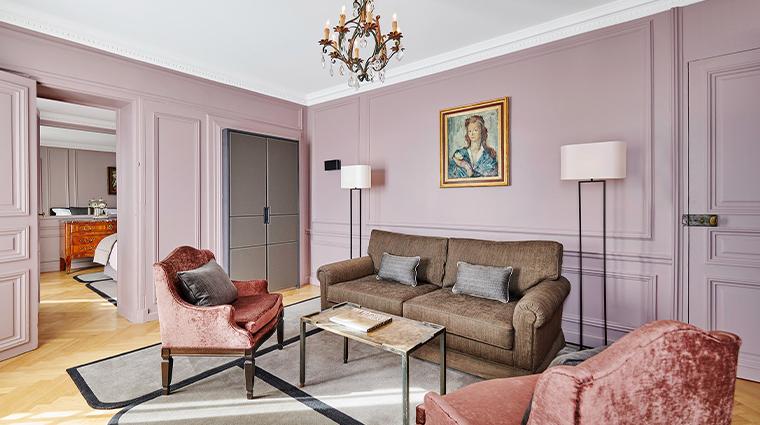 hotel lancaster deluxe suite