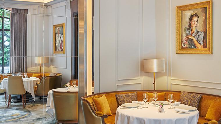 hotel lancaster dining