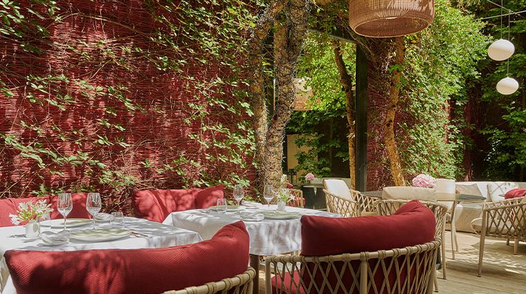 hotel lancaster terrasse