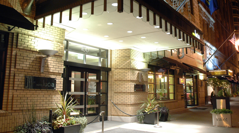 hotel lucia exterior