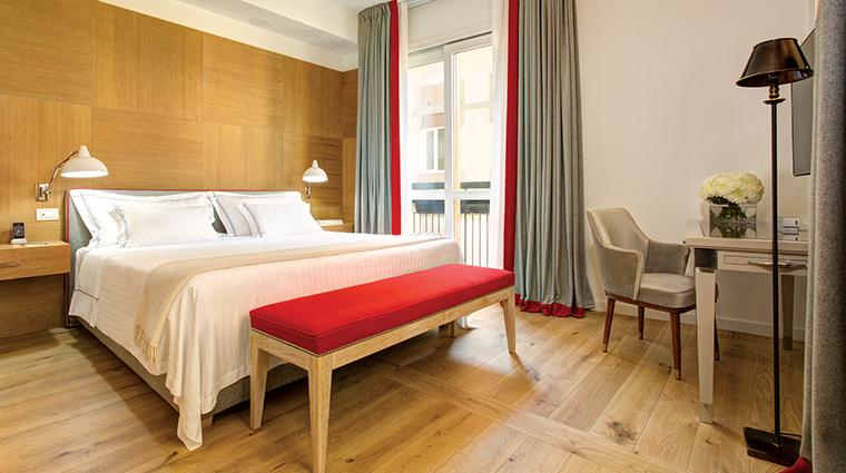 hotel lungarno bedroom