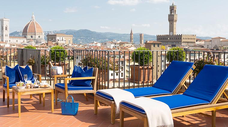 hotel lungarno terrace
