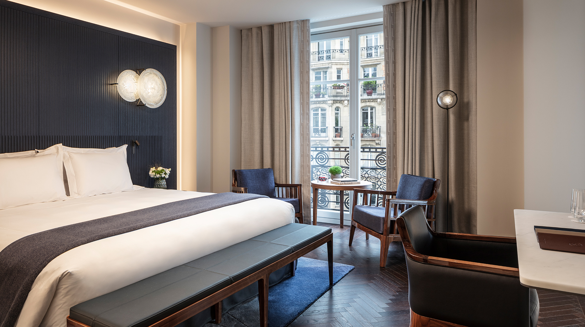 Stay In Paris' Revived Grand Hotel