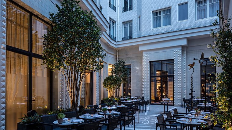 hotel lutetia patio