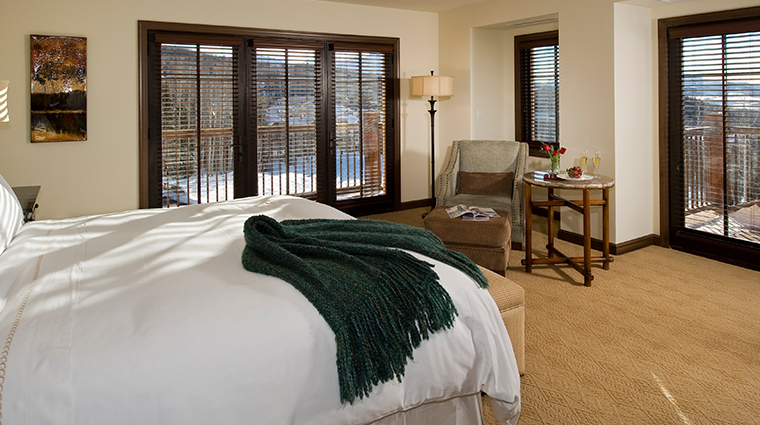 hotel madeline telluride guest room