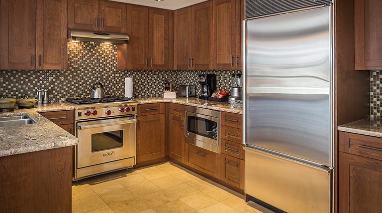 hotel madeline telluride kitchen