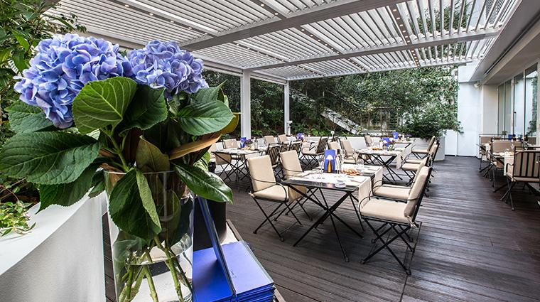 hotel magna pars suites milano Da Noi In garden