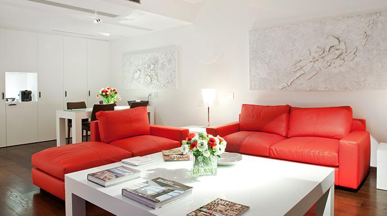 hotel magna pars suites milano Gaiac Wood Prestige Suite