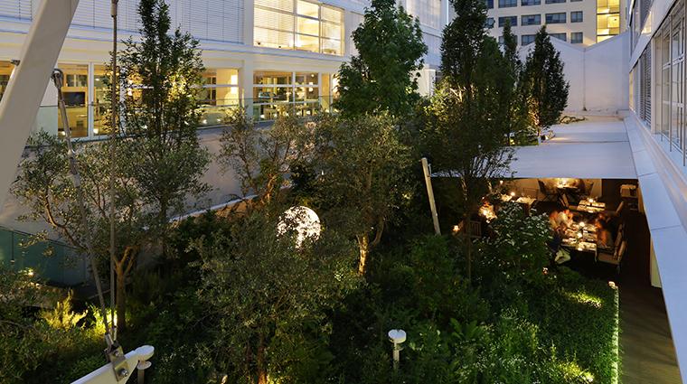 hotel magna pars suites milano garden