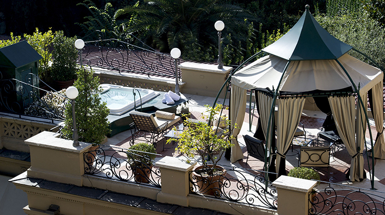 hotel majestic roma Via Veneto Suite
