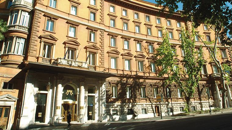 hotel majestic roma exterior
