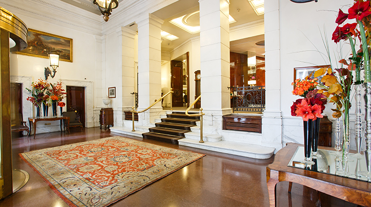 hotel majestic roma lobby