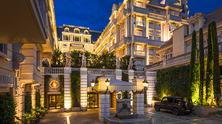 hotel metropole monte carlo exterior