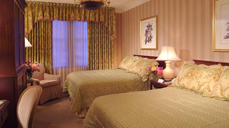 hotel monteleone double guestroom