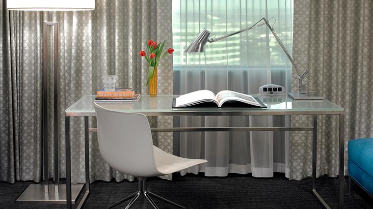 hotel murano desk