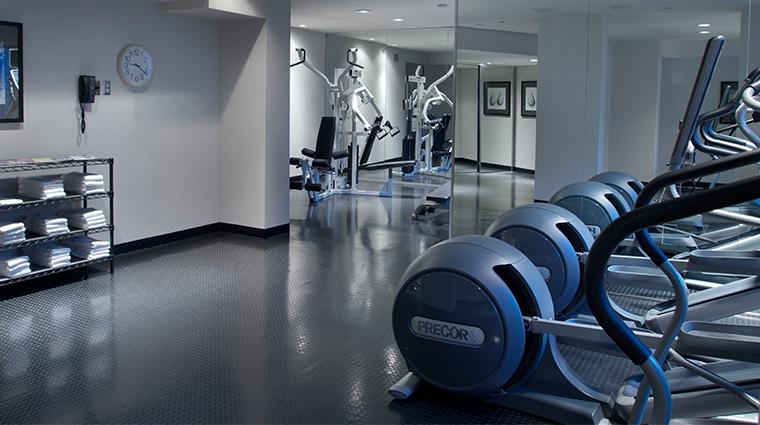 hotel murano fitness center