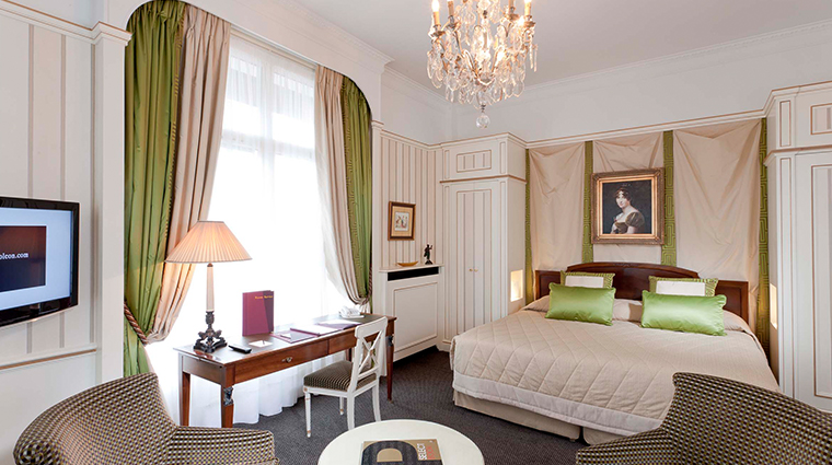 hotel napoleon paris junior suite