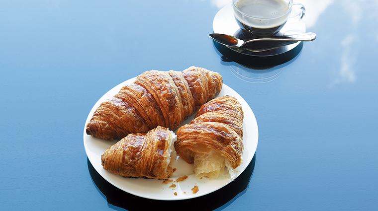 hotel new otani tokyo executive house zen croissant
