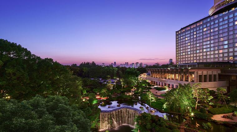 hotel new otani tokyo executive house zen new exterior shot