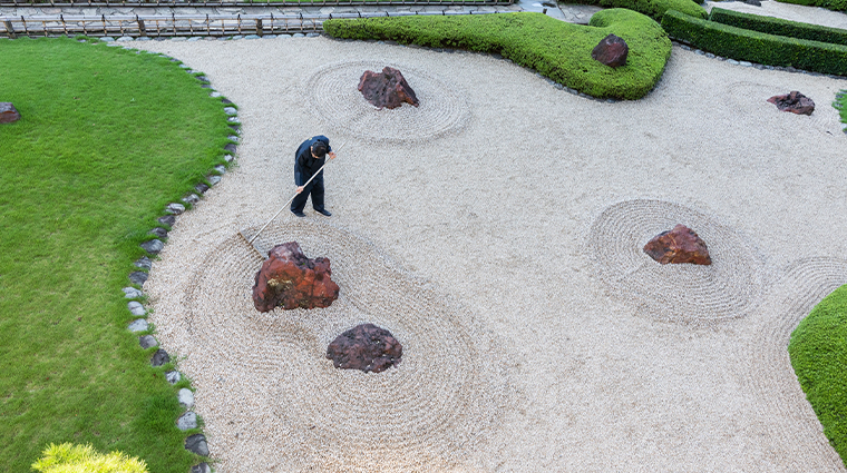 hotel new otani tokyo executive house zen new japanese garden