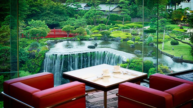 hotel new otani tokyo executive house zen restaurant