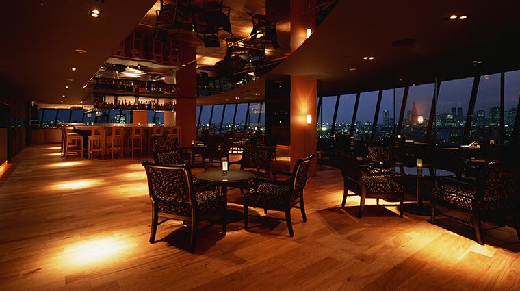 hotel new otani tokyo executive house zen sky bar