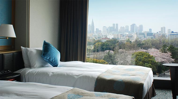 hotel new otani tokyo the main Guest Room Sakura View