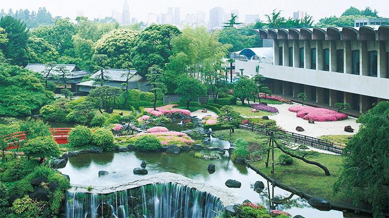 hotel new otani tokyo the main Japanese Garden