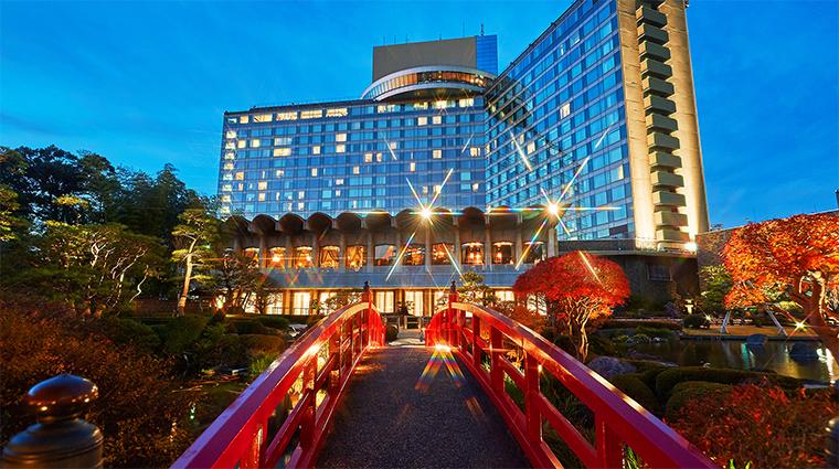 hotel new otani tokyo the main bridge night